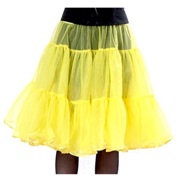 BellaSous Knee Length Adult Petticoat