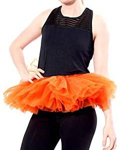 : BellaSous Adult Poofy Tutu Skirt