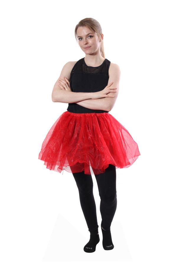 BellaSous Classic Layered Tulle Tutu Dance Skirt